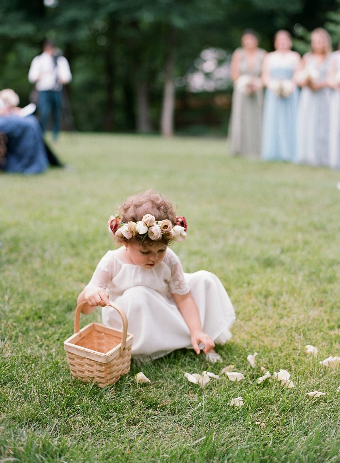 Summer Charlottesville Wedding Virginia Elisa Bricker